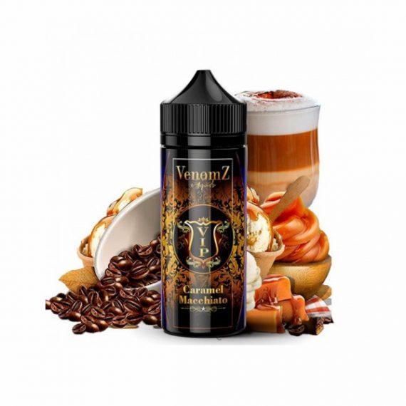 Caramel Macchiato Flavor Shots